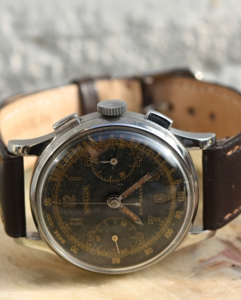 Angelus Chronograph watch in Amsterdam