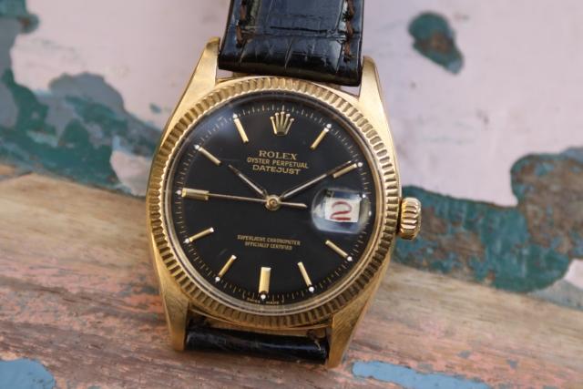 Rolex 6605