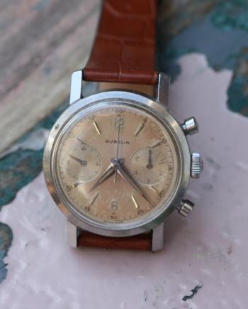 gübelin chronograph