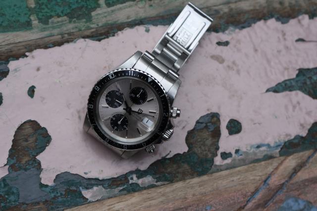 tudor vintage chronograph