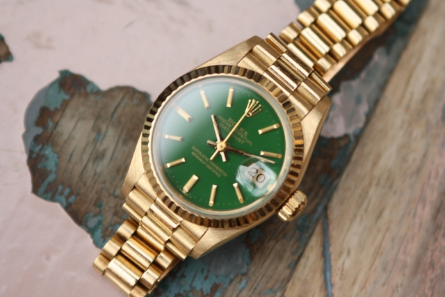 rolex lady datejust