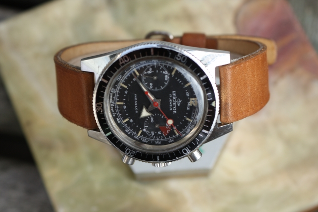 Unichron Aviator chronograph