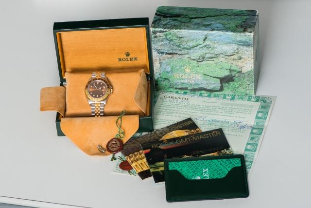 Amsterdam Vintage Watches Rolex Gmt