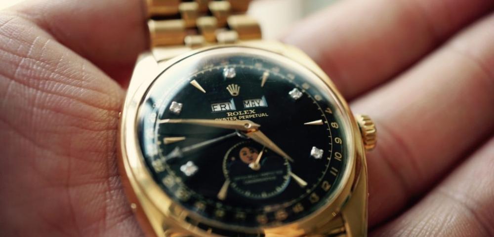 Duurste Rolex ooit Vintage Times