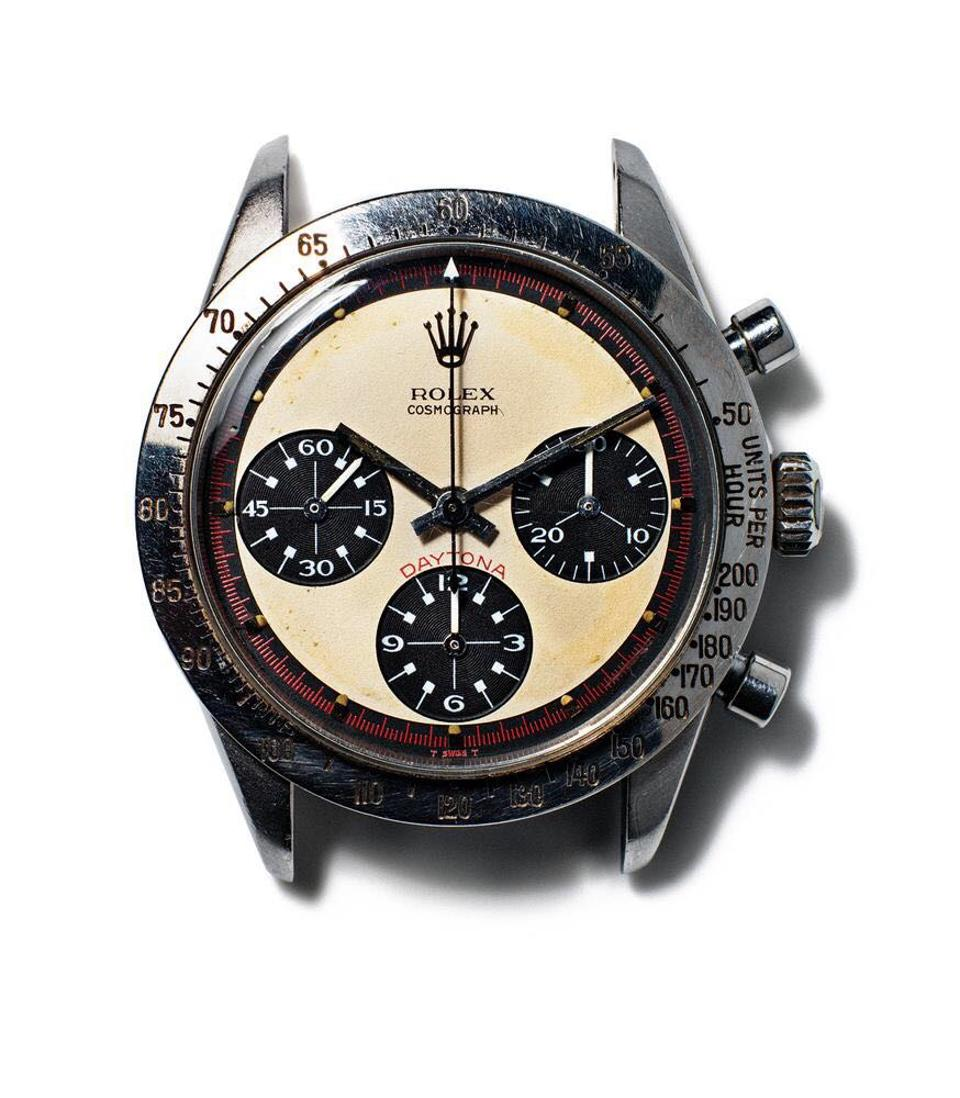Rolex 6239 'Paul Newman' sold at Phillips Watches