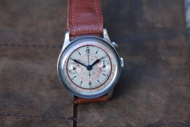 valjoux 13 chronograph