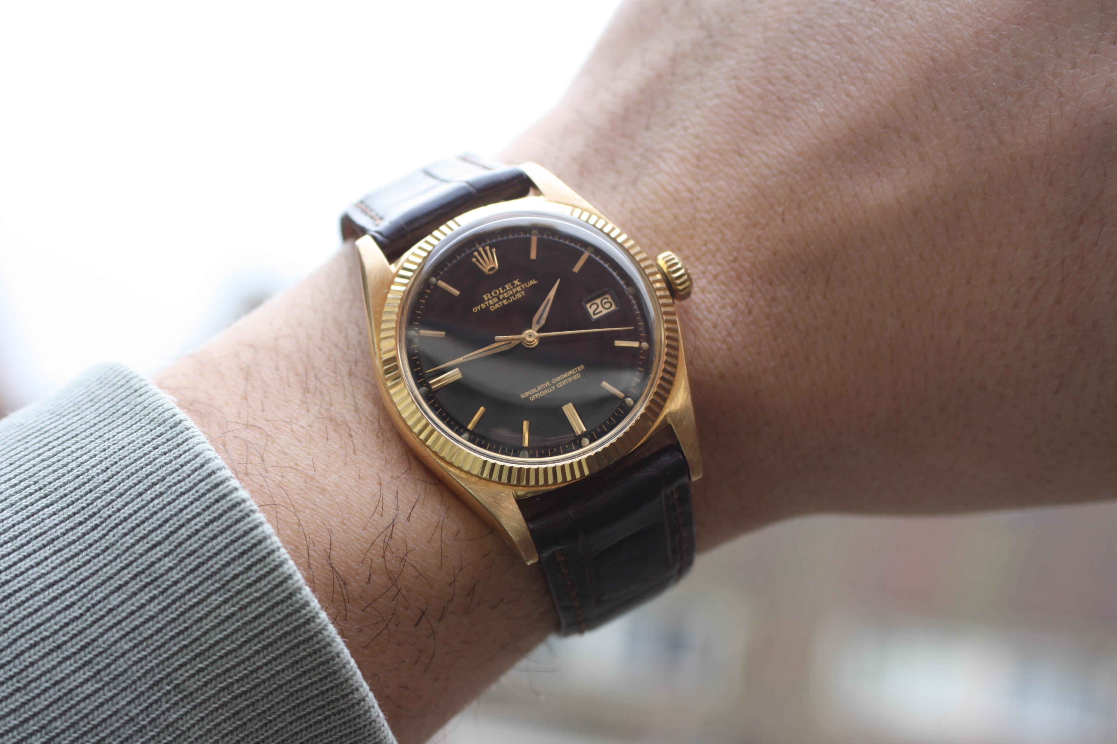 eerste rolex horloge kopen