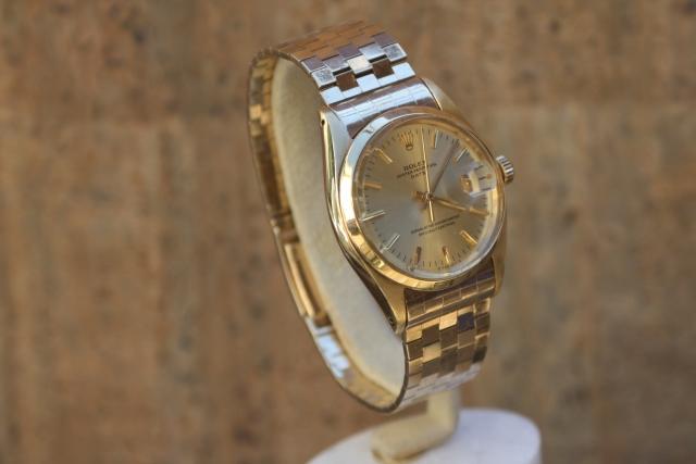brick bracelet rolex gold