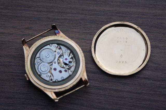 Amsterdam vintage watches