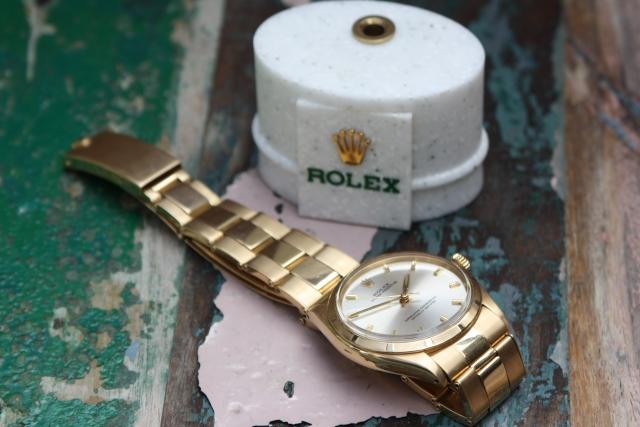 rolex 1003 gold watch