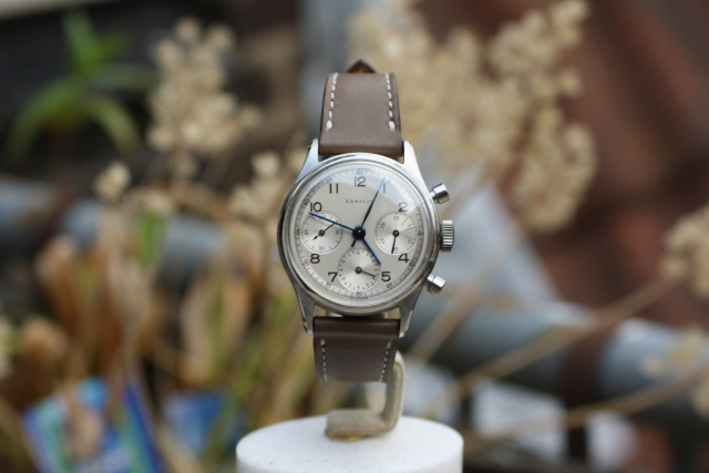 gubelin Chronograph watch