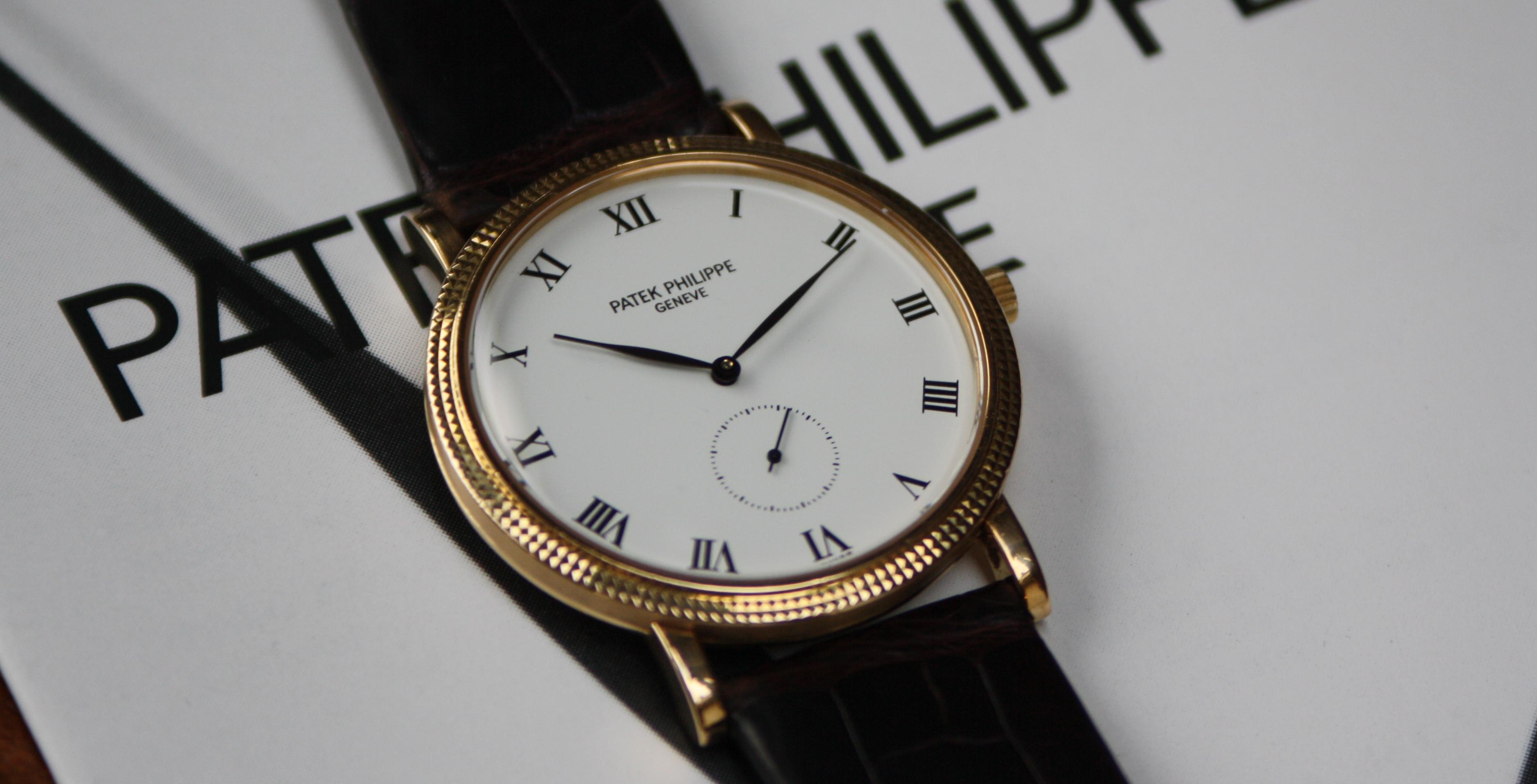 Patek Philippe horloge 3919J