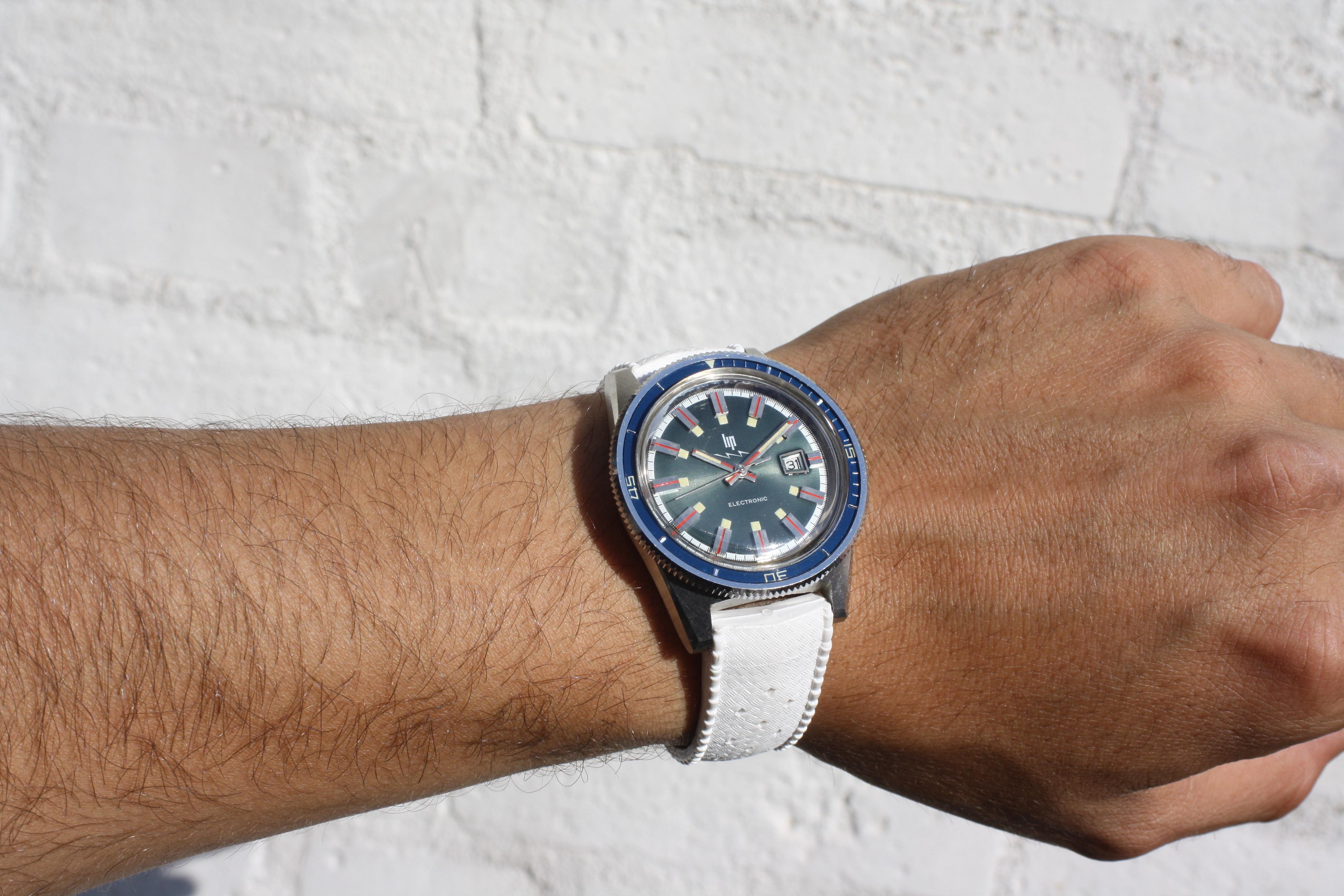 vintage horloges nederland