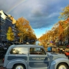 Vintage Times Amsterdam company car