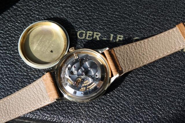 bumper uurwerk