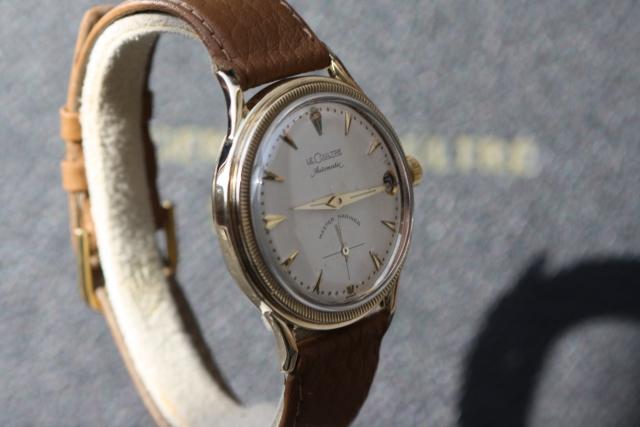 vintage watch gold