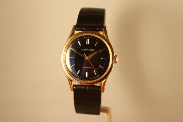 Movado pink gold 2526
