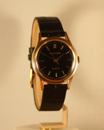 Movado vintage watch