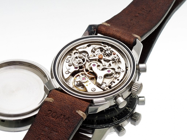 breguet flyback movement