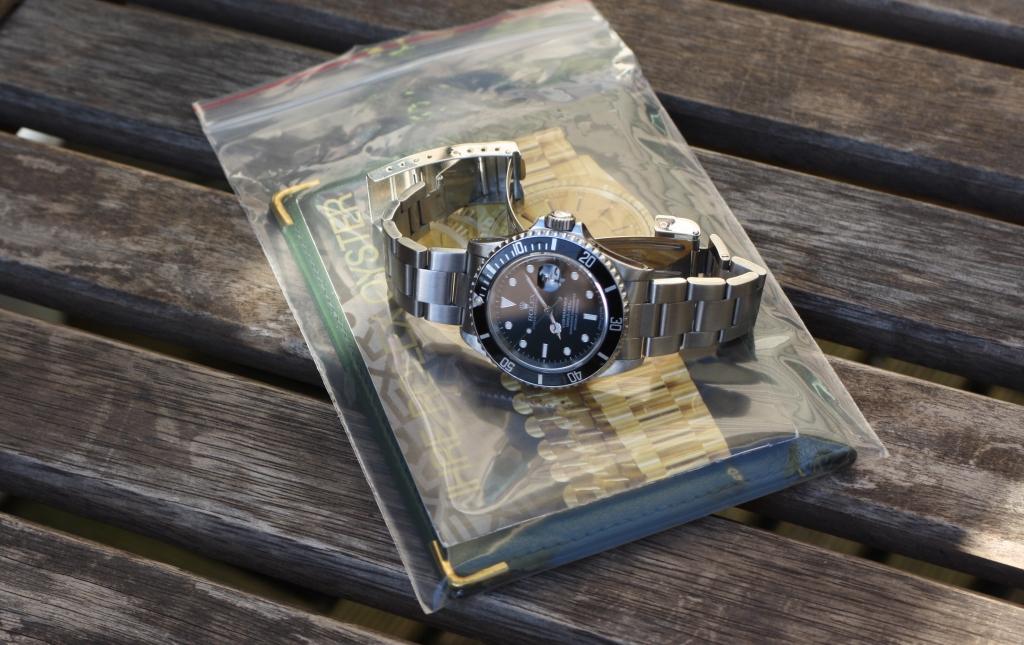 oud rolex horloge verkopen