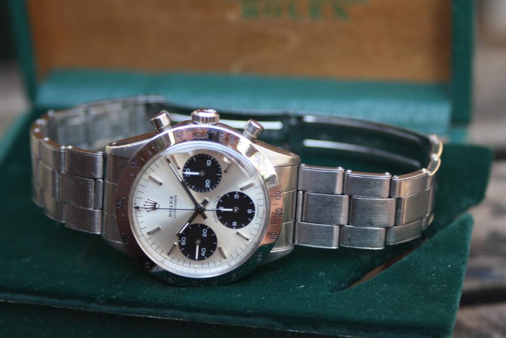 zeldzaam rolex horloge