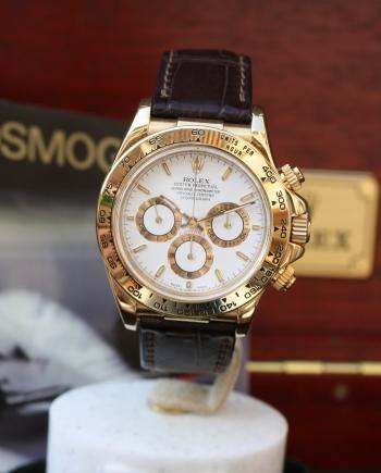 rolex daytona horloge