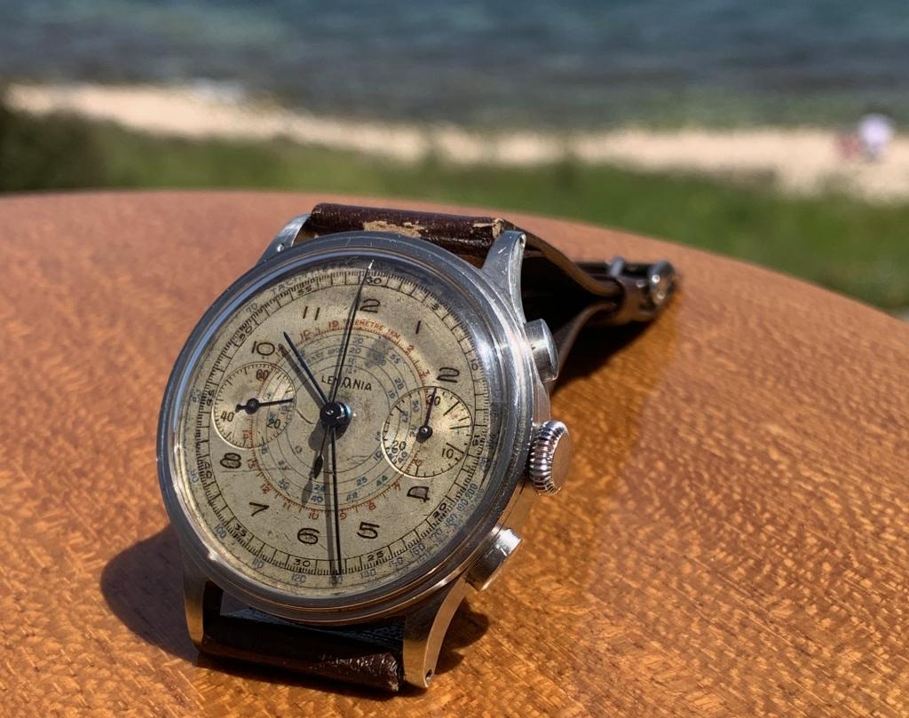 lemania chronograaf