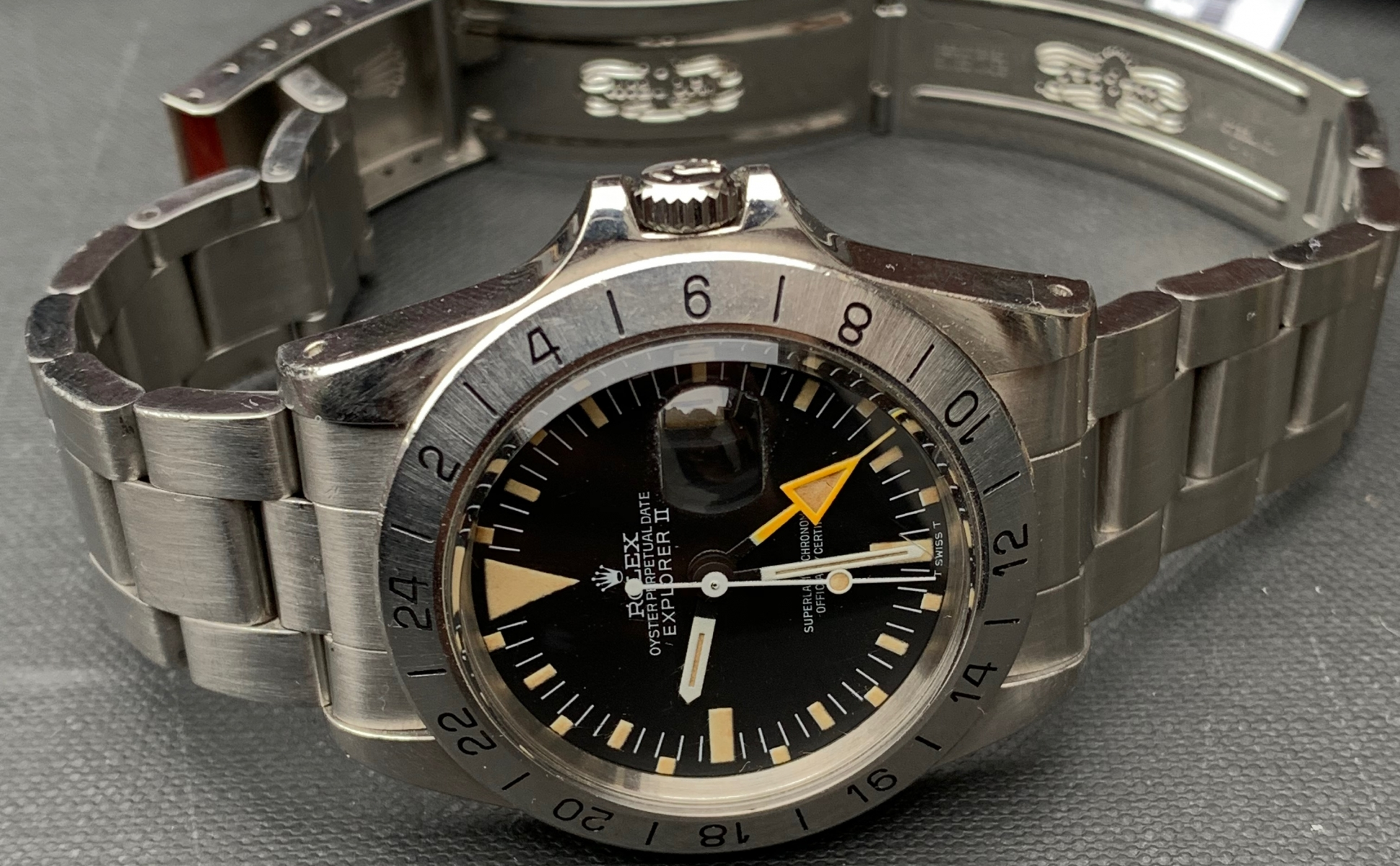 vintage rolex horloge kopen