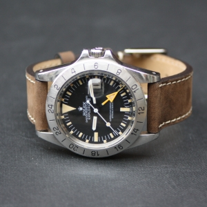 rolex 1655 leather