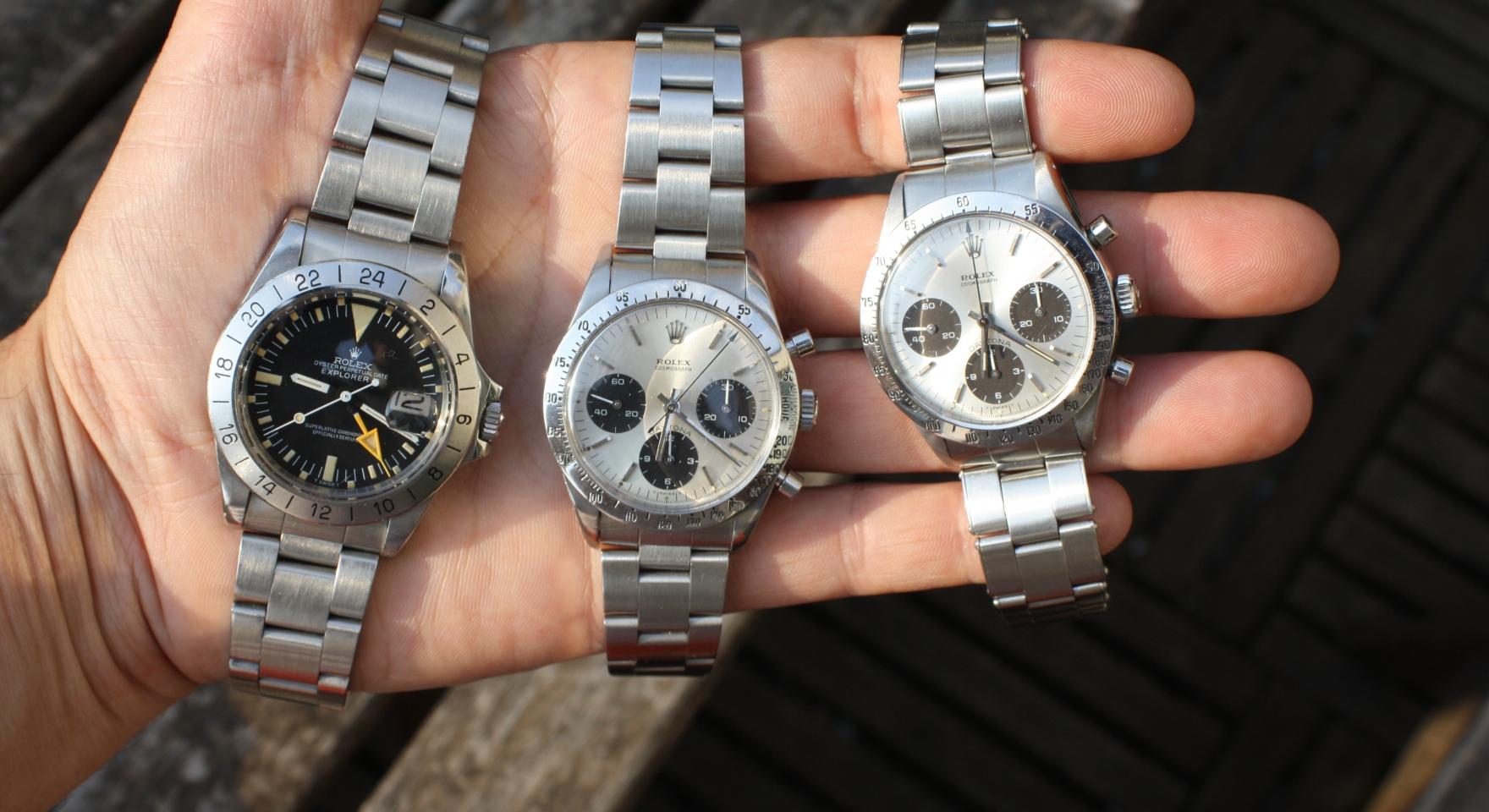 inkoop vintage horloges