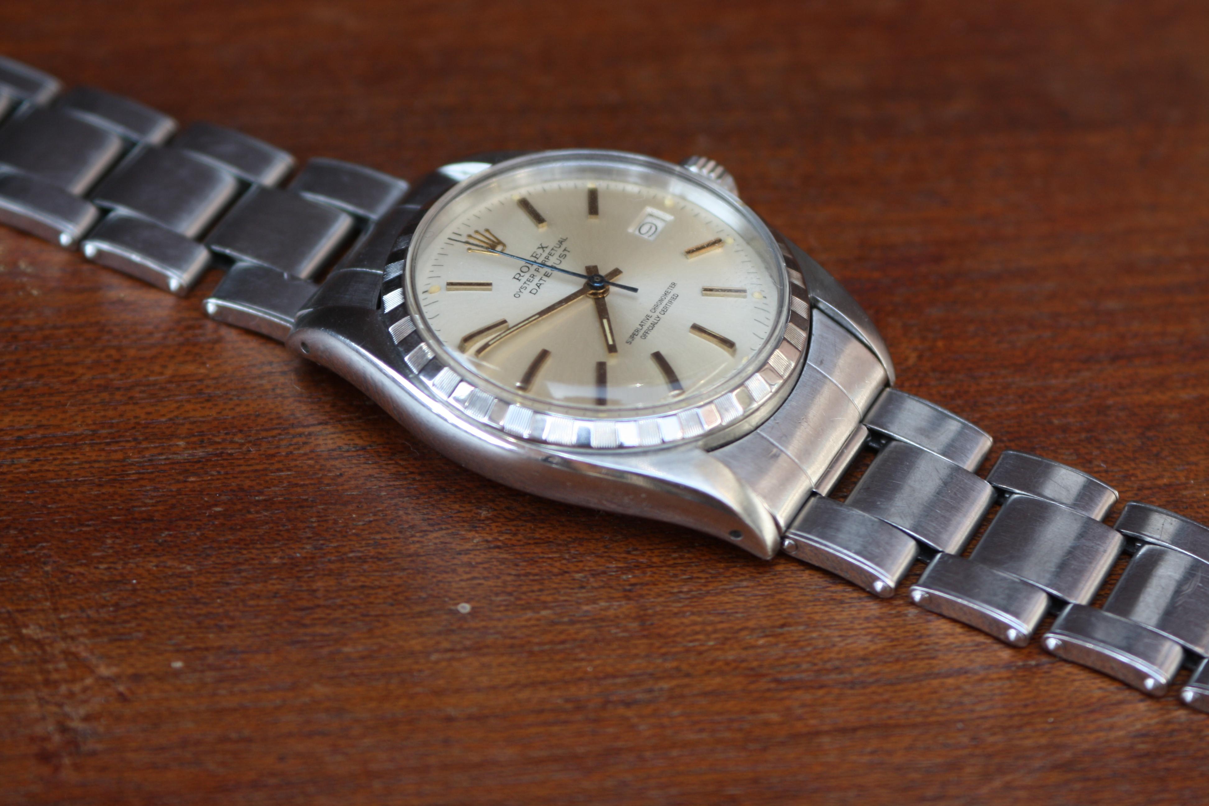 vintage rolex 6305