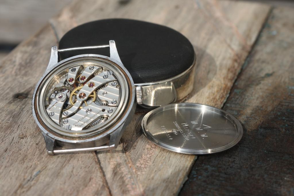IWC chronometer uurwerk