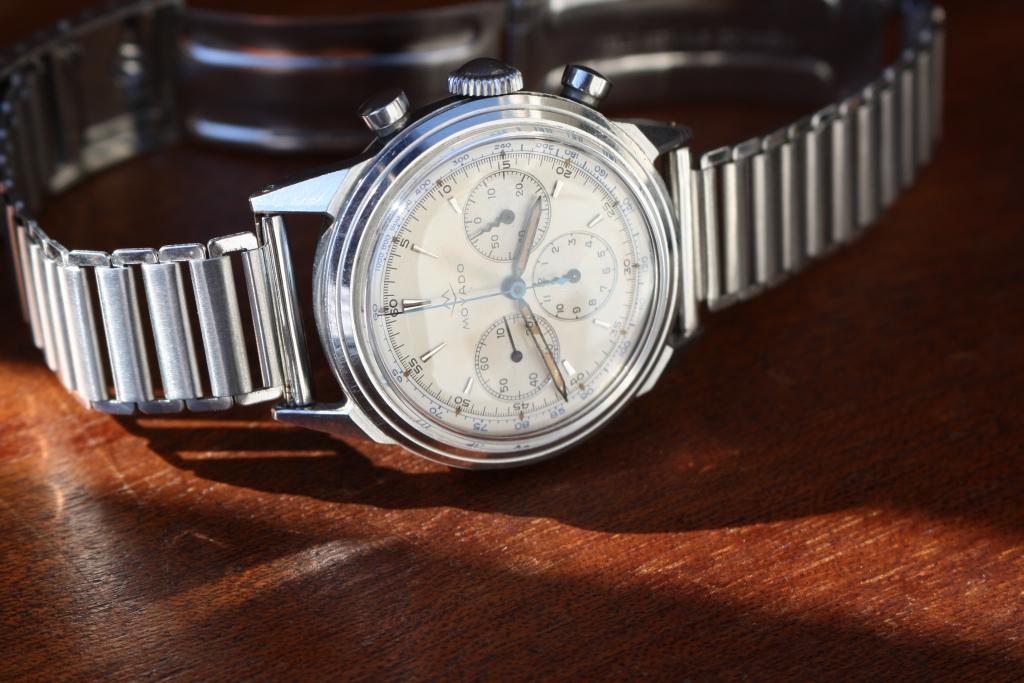 movado vintage horloge