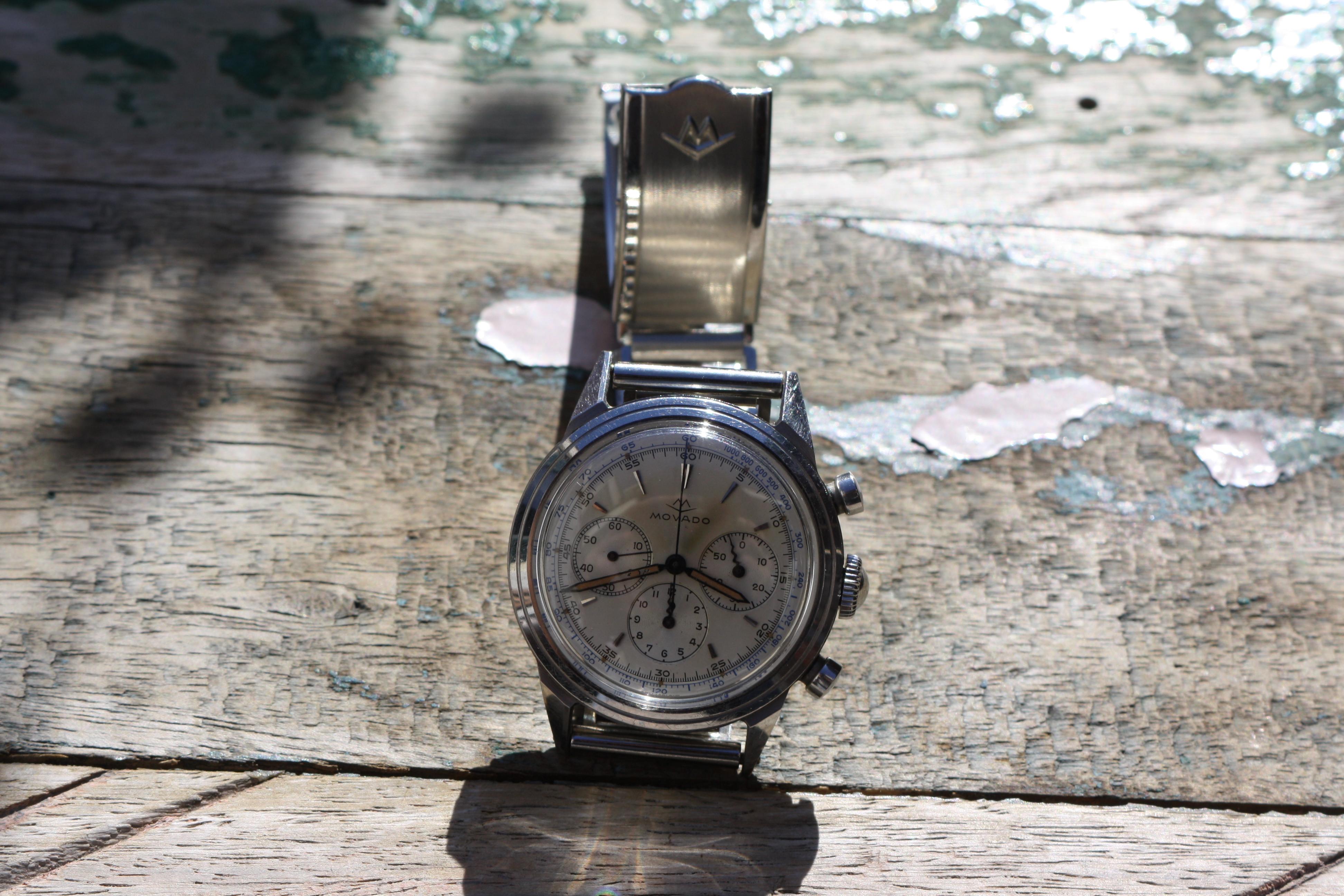movado steel gf bracelet
