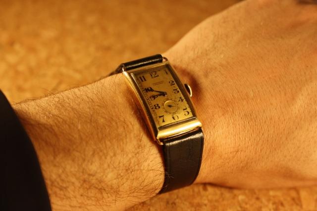 wristshot movado