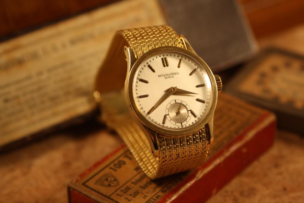Patek Philippe horloge