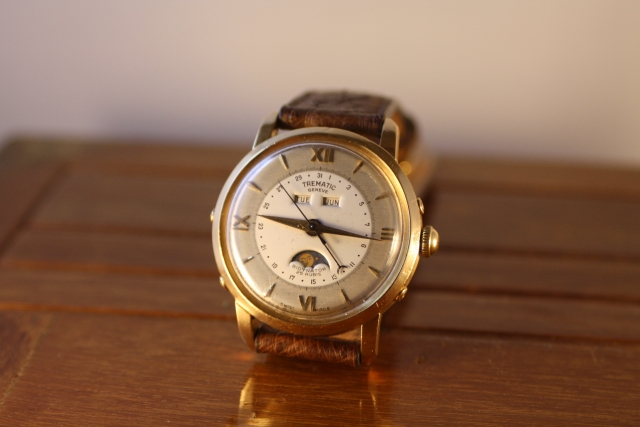 Trematic Moonphase calendar