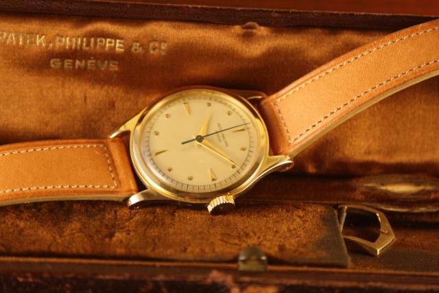 vintage patek horloge
