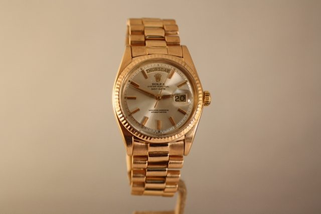 day-date pink gold