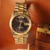 rolex purple daydate dial