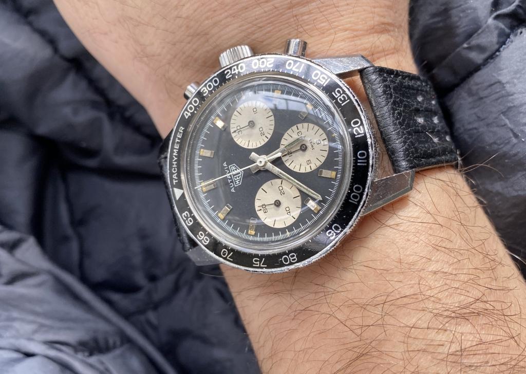 heuer chronograaf