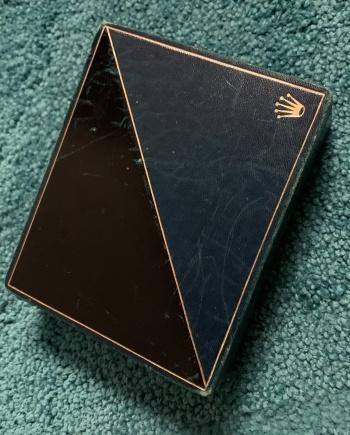 Rolex gmt 6541 box