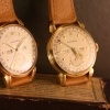 vintage movado watches gold