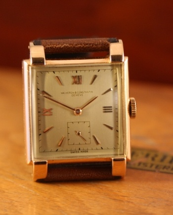 vintage vacheron mens watch