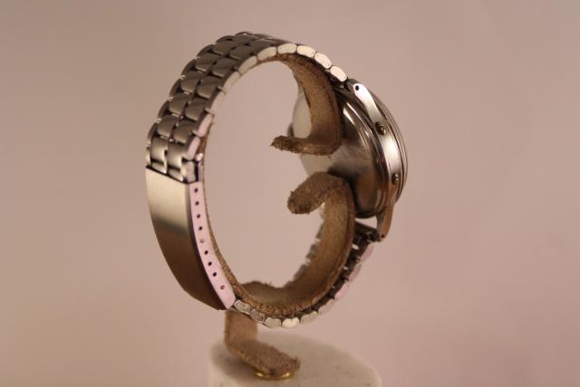 steel gubelin watch