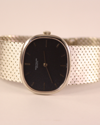 patek ellipse bracelet watch