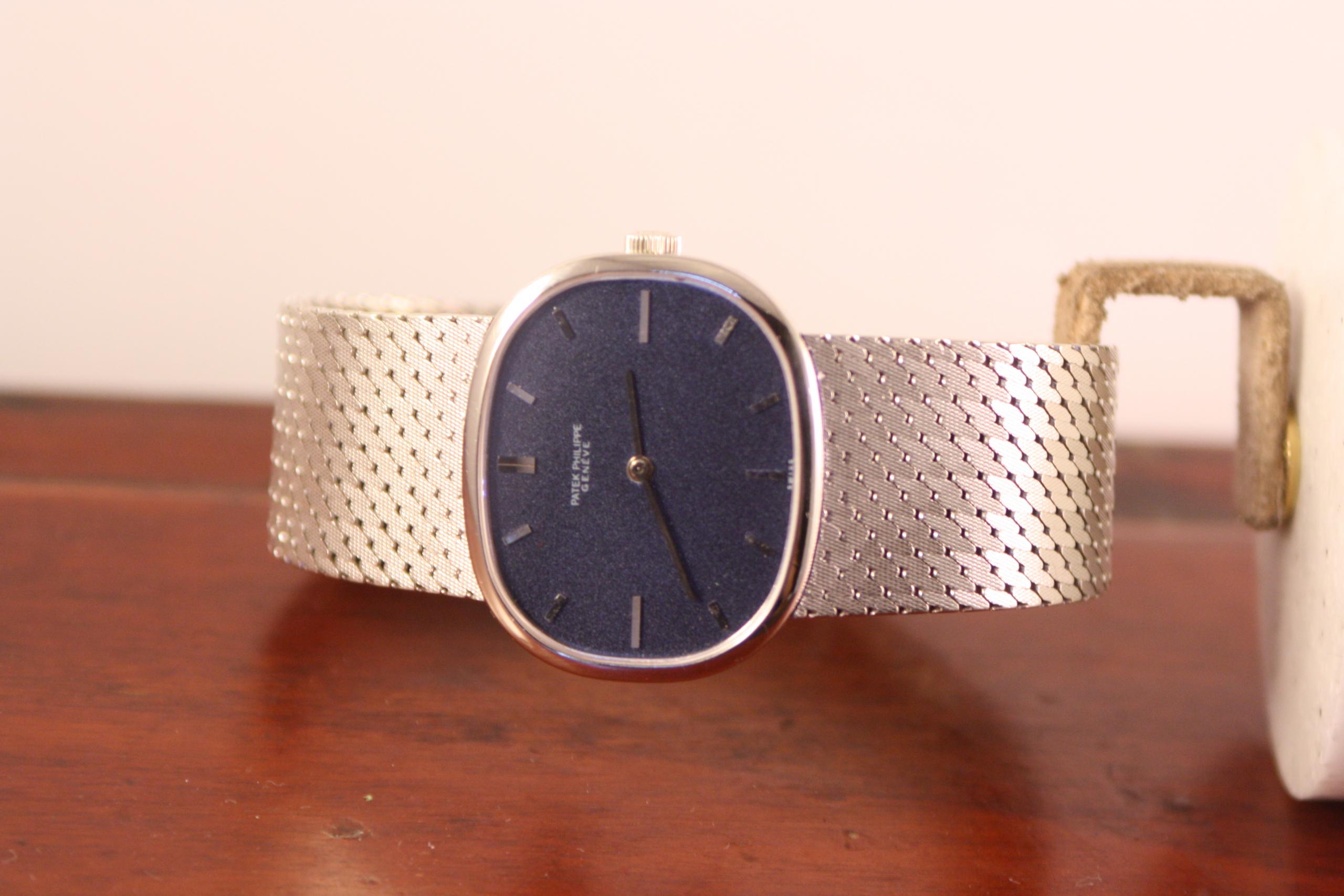Patek Philippe Horloge oval ellipse