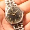 gubelin triple date calendar wristwatch