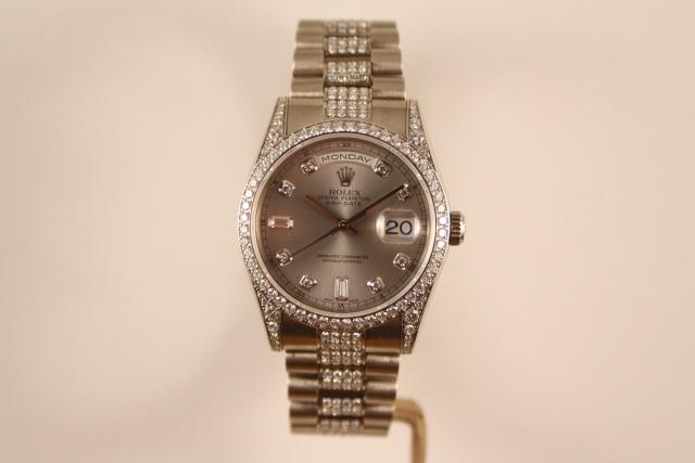 rolex 118389 full diamond