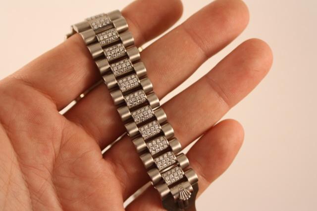 factory diamond bracelet